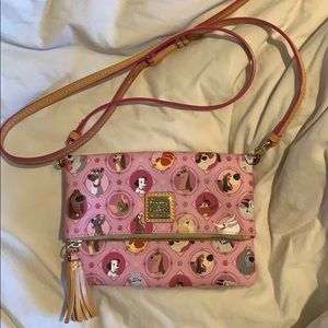 Dooney and Bourke dog purse